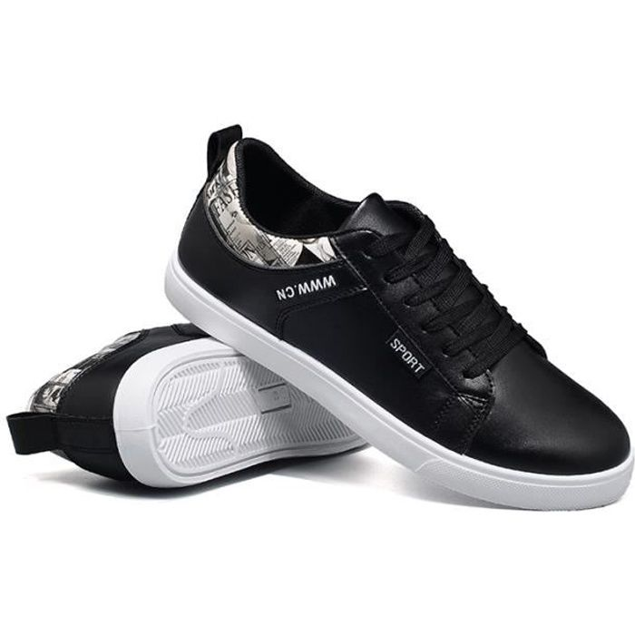 Mode Sneakerssport Espadrilles Basket Skate Homme Shoes Cuir Chaussure tdrCxshQ