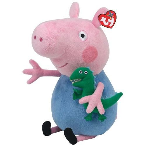peppa pig ty beanie buddy 20cm george achat vente. Black Bedroom Furniture Sets. Home Design Ideas