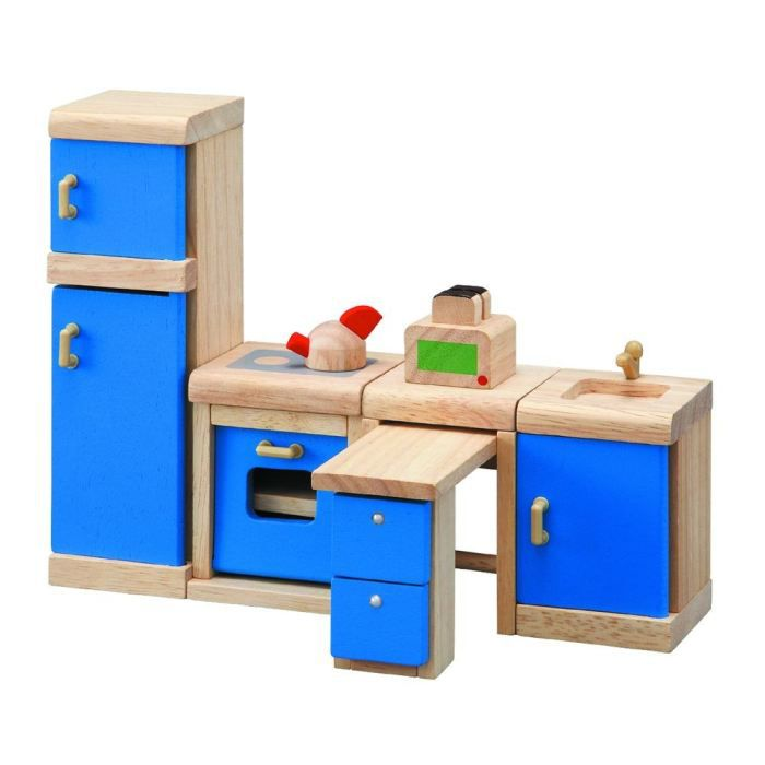 plantoys jouets en bois cuisine neo achat vente maison poup e cdiscount. Black Bedroom Furniture Sets. Home Design Ideas