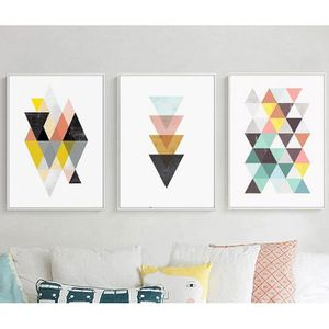 Stickers muraux scandinave achat vente stickers muraux - Affiche deco scandinave ...