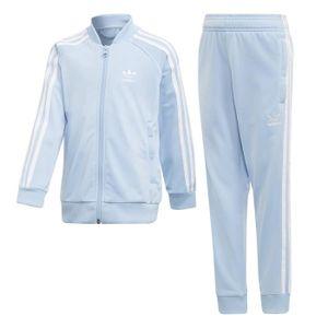 Adidas Survêtement bleu homme Multicouleur 162 pas cher