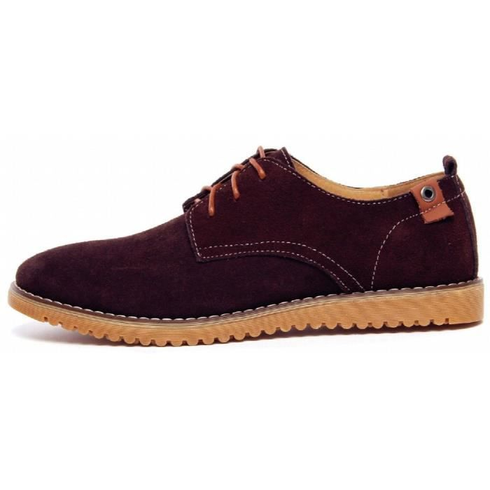 chaussures 2 Cuir Cuir Oxford Taille 42 UESC2 Oxford 1 f4z8nzWt