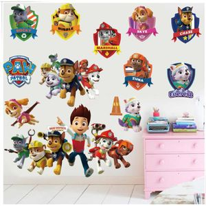 stickers muraux paw patrol pour enfants achat vente stickers muraux paw patrol pour enfants. Black Bedroom Furniture Sets. Home Design Ideas