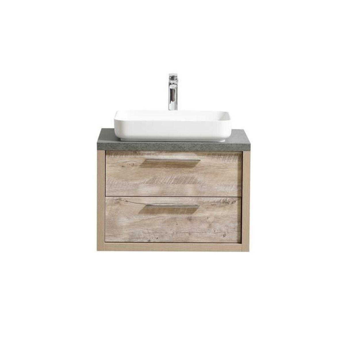Armoire Salle De Bain 70 Cm Largeur meuble de salle de bain indiana 70cm lavabo nature wood