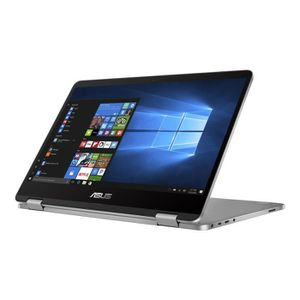 Vente PC Portable ASUS VivoBook Flip 14 TP401MA BZ010TS Conception inclinable Pentium Silver N5000 - 1.1 GHz Windows 10 Home 64 bits en mode S 4… pas cher