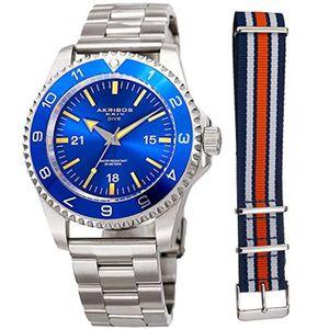 MONTRE Montre Bracelet J4XH0 montre de plongeur ak1002 br