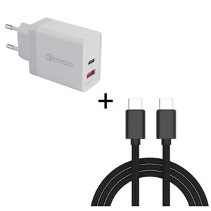 CHARGEUR - ADAPTATEUR  Pack Chargeur pour MACBOOK APPLE (Cable Chargeur T