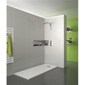 RECEVEUR DE DOUCHE Kinedo douche Receveur KINESURF bpc 160x70 blanc r