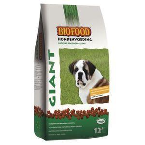 CROQUETTES Croquettes Grand Chien Biofood - 12,5 kg