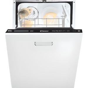 LAVE-VAISSELLE Candy CDI 2T1047 Lave-vaisselle intégrable Niche l