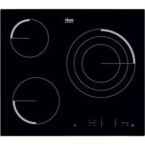 PLAQUE VITROCÉRAMIQUE  FAURE FEV6334FBA Table de cuisson vitrocéramique-3