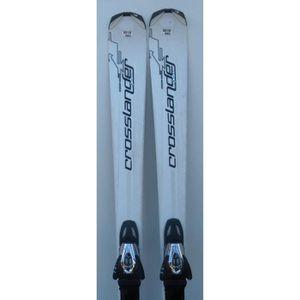 SKI Skis parabolique d'occasion WED'ZE Crosslander