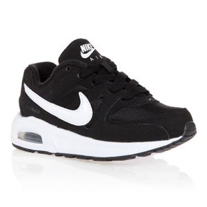 BASKET MULTISPORT NIKE Baskets Air Max Command Flex - Enfant - Noir