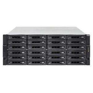 SERVEUR STOCKAGE - NAS  QNAP TVS-EC2480U-SAS-RP R2 - Disque dur SSD - Séri