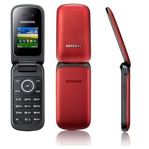 T�l�phone GSM SAMSUNG E1190 ROUGE