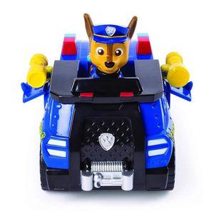 FIGURINE - PERSONNAGE PAT PATROUILLE Camion De Police de Chase Figurine