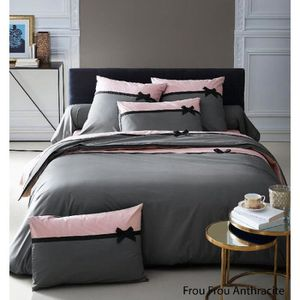 housse de couette noeud achat vente housse de couette. Black Bedroom Furniture Sets. Home Design Ideas