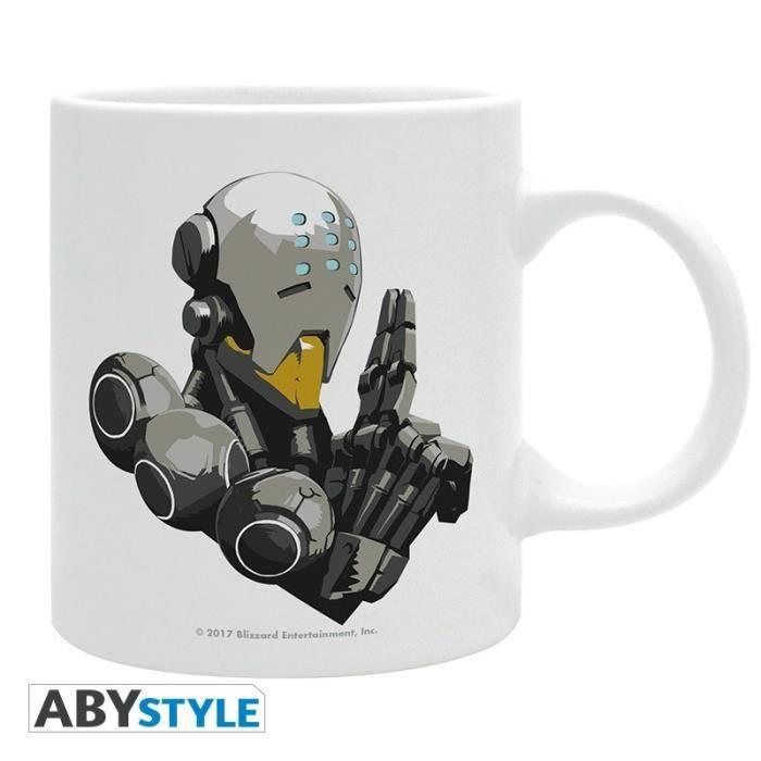 OVERWATCH - Mug - 320 ml - -Zenyatta-