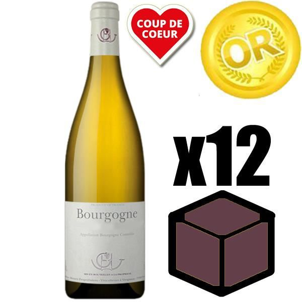 X12 Guffens Heynen, Dernier Jus 2006 75 cl AOC Bourgogne Blanc Vin Blanc