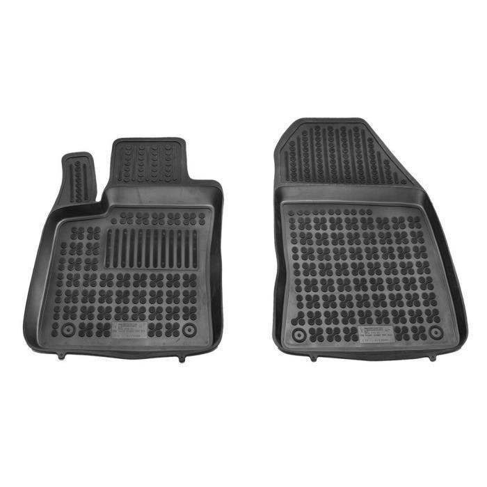 Tapis de sol 3D Ford Transit Courier depuis 2014 2pcs