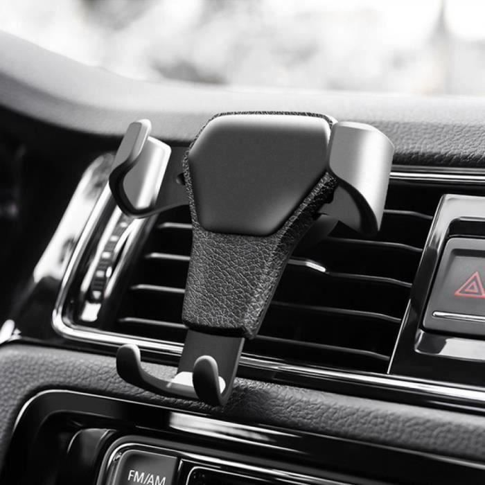 Telephone Support Gravité Support support Voiture iphone Xiaomi ventilation GPS Mount Non Magnétique Universel Mobile support