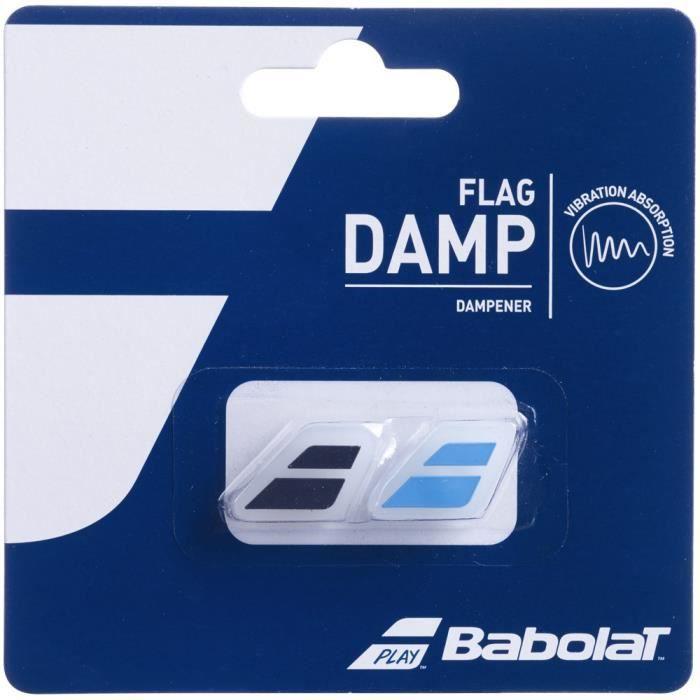 Antivibrateur Babolat Flag Damp Bleu/Noir