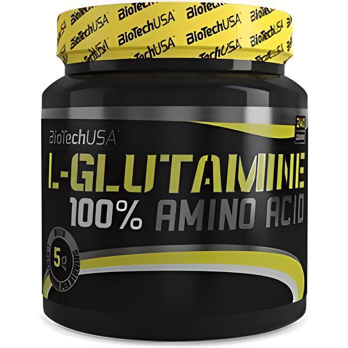 L-Glutamine (500g) Biotech USA