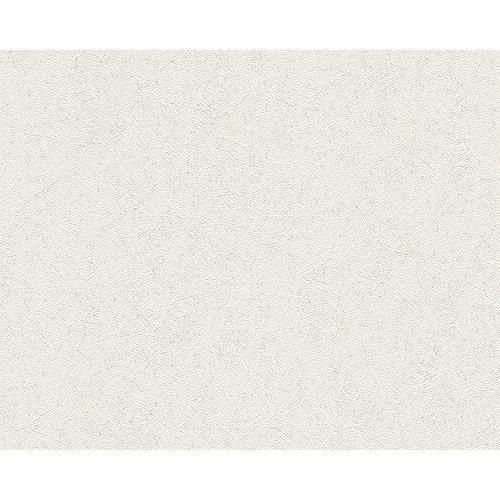 Livingwalls Titanium Uni-Ball Papier peint, papier peint structure blanc crème 315311, beige, 315311
