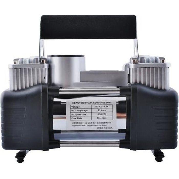 Compresseur 2 cylindres 12 V pour voiture MonMobilierDesign