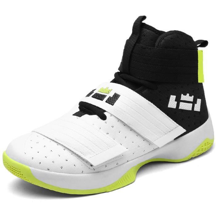 XBootsMalone Chaussures de badminton pour homme femme