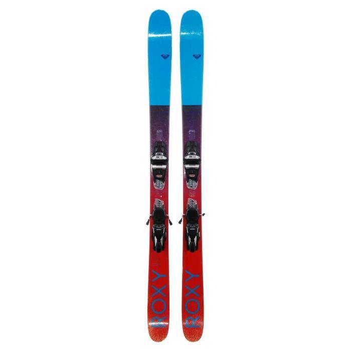 Ski Roxy Shima 90 + fixations