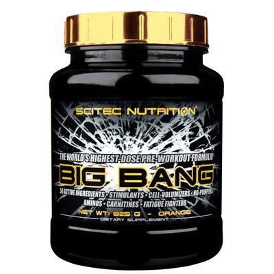 Big Bang ! de SCITEC Nutrition