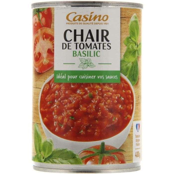 Chair de tomates - 400g