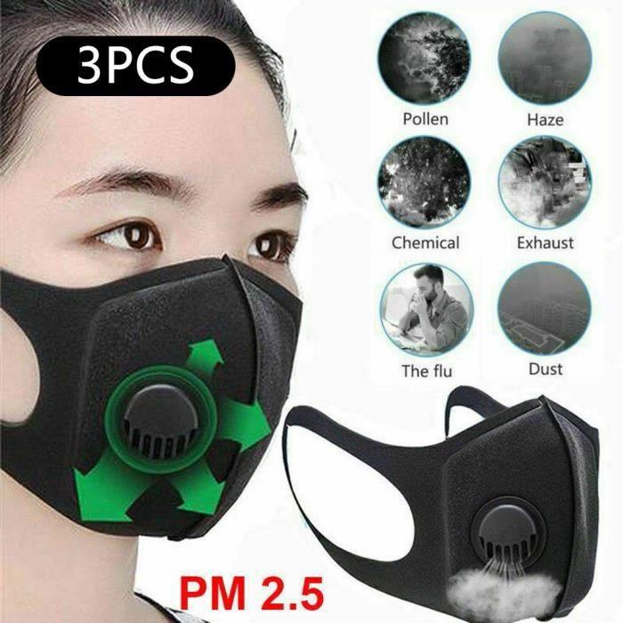 Face Cover en Coton Produits de S/écurit/é R/éutilisable et S/écurit/é Housse de Protection Lavable-Gris Couvre-Face Protection Anti-Pollution 8 Pack Couverture de Protection Faical Anti-Poussi/ère
