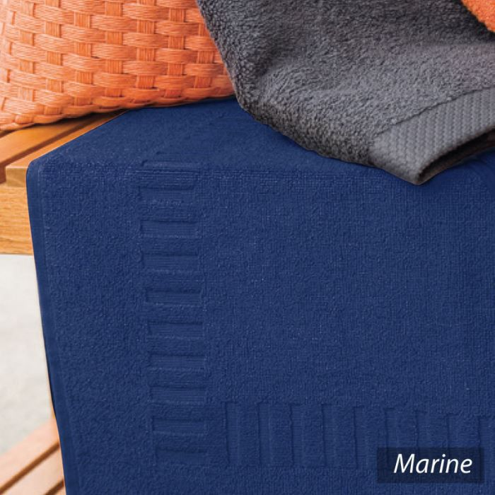 tapis de bain pure marine ponge 50x70cm achat vente. Black Bedroom Furniture Sets. Home Design Ideas