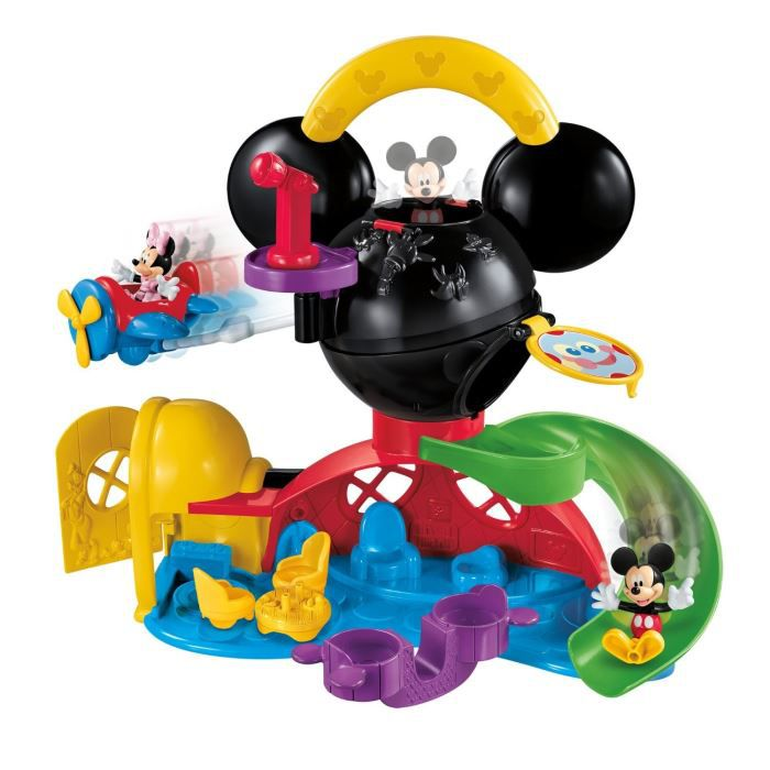 fisher price la maison de mickey achat vente accessoire de figurine cdiscount. Black Bedroom Furniture Sets. Home Design Ideas