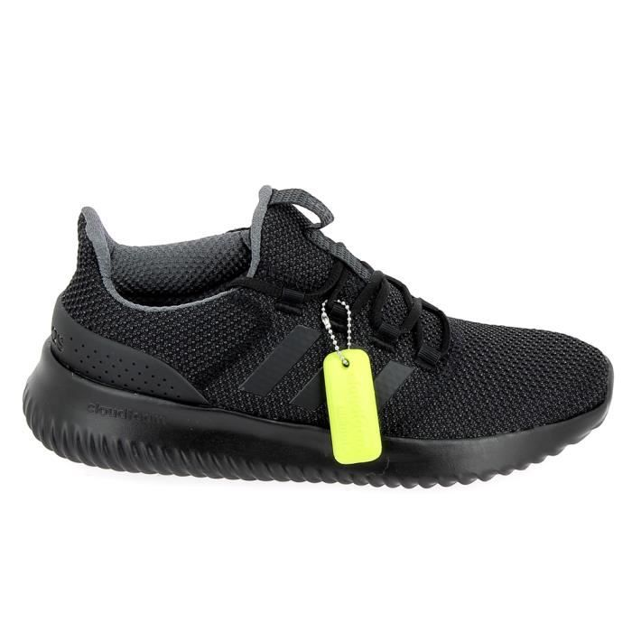 Noir ADIDAS Sneakers Cloudfoam Basket mode Ultimate xqZFwCz8