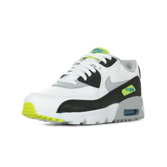 BASKET Baskets Nike Air Max 90 Leather (GS)