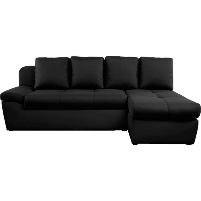canap d 39 angle droit convertible switsofa duett achat. Black Bedroom Furniture Sets. Home Design Ideas