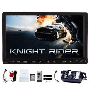 AUTORADIO USB Lecteur vidéo Autoradio voiture DVD Audio GPS