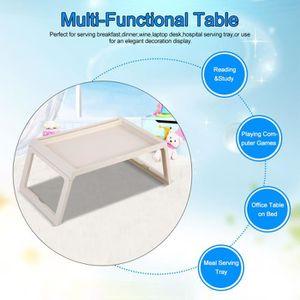MEUBLE INFORMATIQUE Meuble informatique Bureau pliable Table de lit po