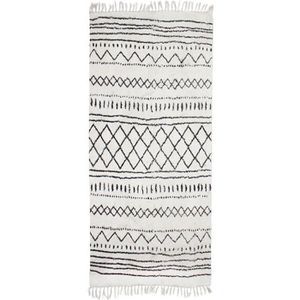 TAPIS DE COULOIR COTTON BERBERE Tapis de couloir - 70 x 110 cm - 10