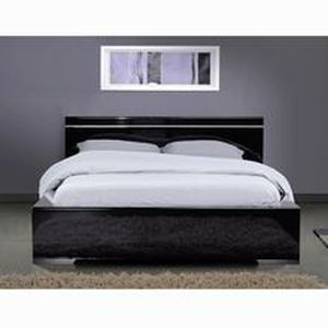 le lit de vos r ves tete de lit laque noir. Black Bedroom Furniture Sets. Home Design Ideas