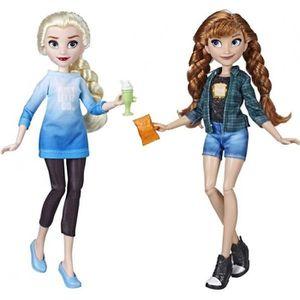 POUPÉE Disney Princesses La Reine des Neiges - Poupees te