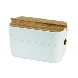 SET ACCESSOIRES Lexon LH42W ZEN COTTON BOX Boîte pour Salle de bai