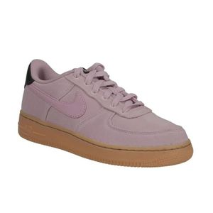 BASKET Basket Nike air force 1 LV8 style junior rose.