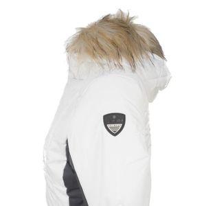 Veste ski femme Blanc Achat Vente pas cher Cdiscount