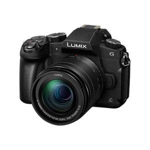 APPAREIL PHOTO HYBRIDE Panasonic Lumix G DMC-G80M Appareil photo numériqu