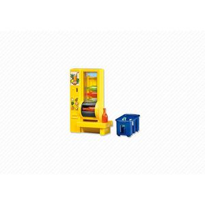 UNIVERS MINIATURE playmobil 7931 distributeur de boissons