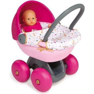 LANDAU - POUSSETTE SMOBY Baby Nurse Landau Câlin - 220312 -